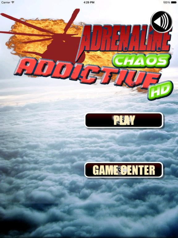 Adrenaline Chaos Addictive HD P - Flight Simulator screenshot 6