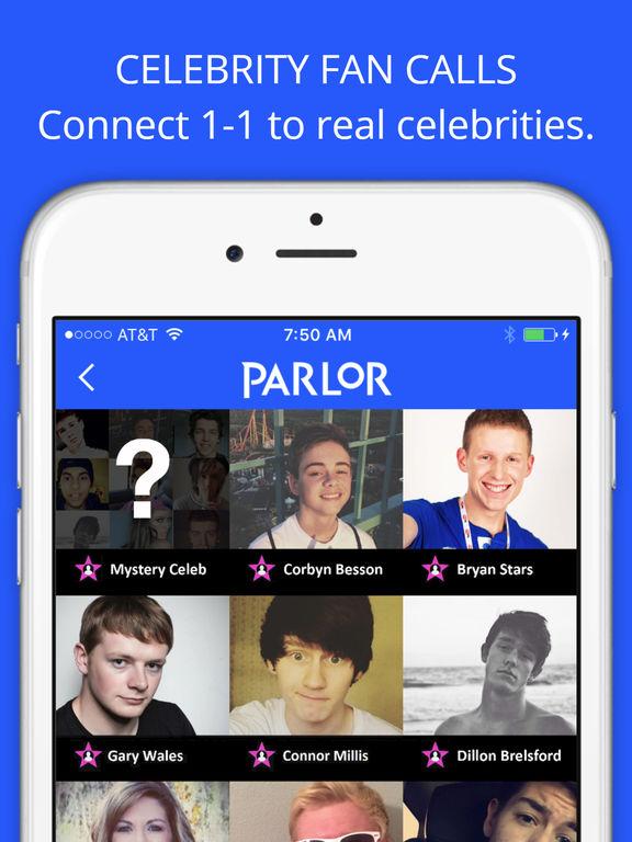 Parlor: The Social Talking App screenshot 9