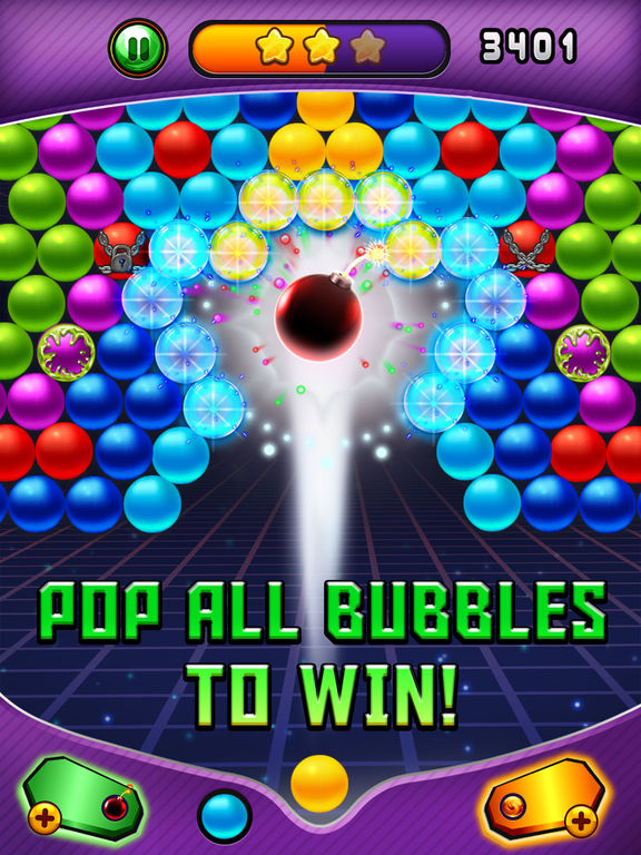 Shoot Bubble Arcade screenshot 8