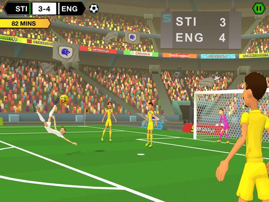 Stick Soccer 2 screenshot #1