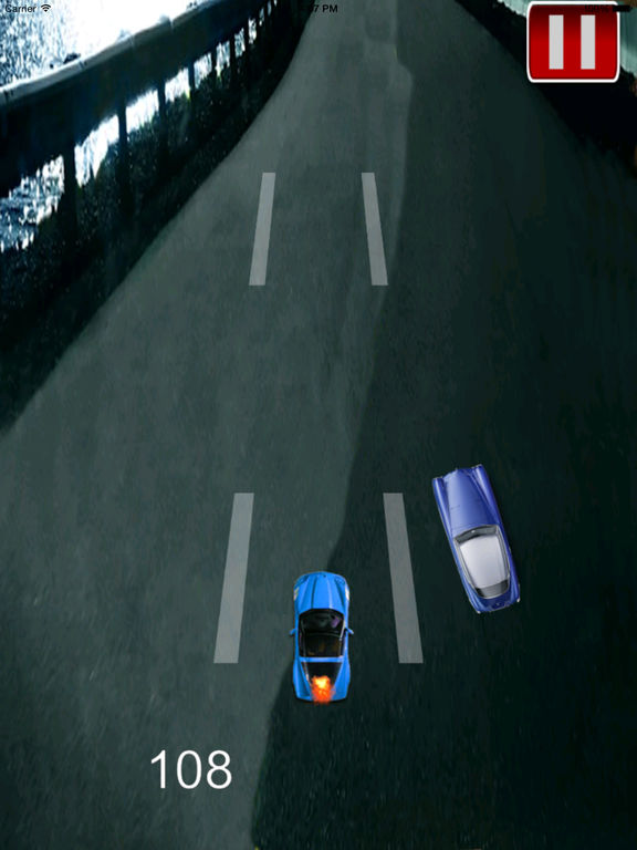 Car Evil Persecution - Addictive Driving Zone Game screenshot 9