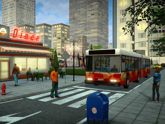 Bus Simulator PRO 2017 screenshot #5