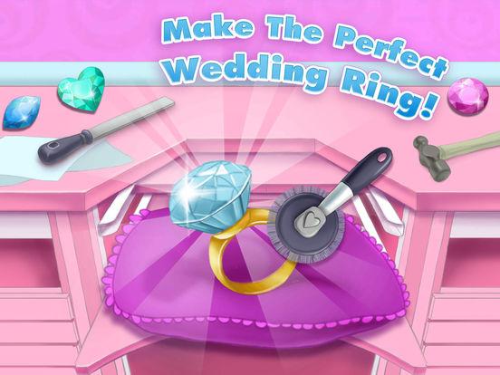 Princess Amy Wedding Salon 2 - Makeover & Spa screenshot 8