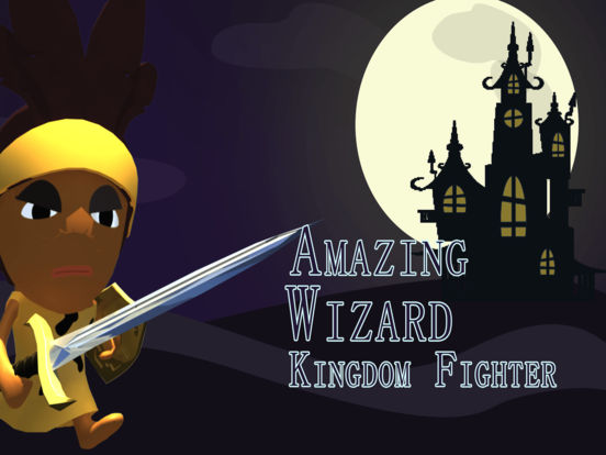 Amazing Wizard Kingdom Fighter - sword fight screenshot 3