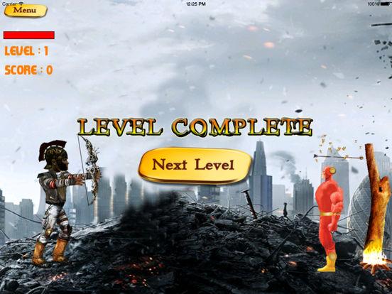 Fire Arrow Master - Archery War screenshot 8