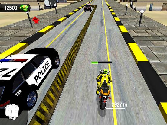 Heavy Bike Rider : 3D Fighting Game screenshot 6