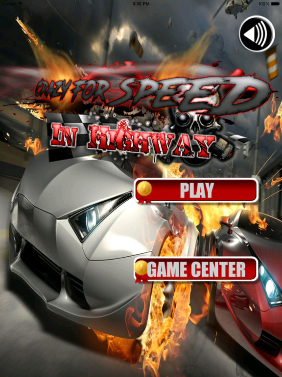 Crazy For Speed In Highway - A Hypnotic Game Of Driving screenshot 6