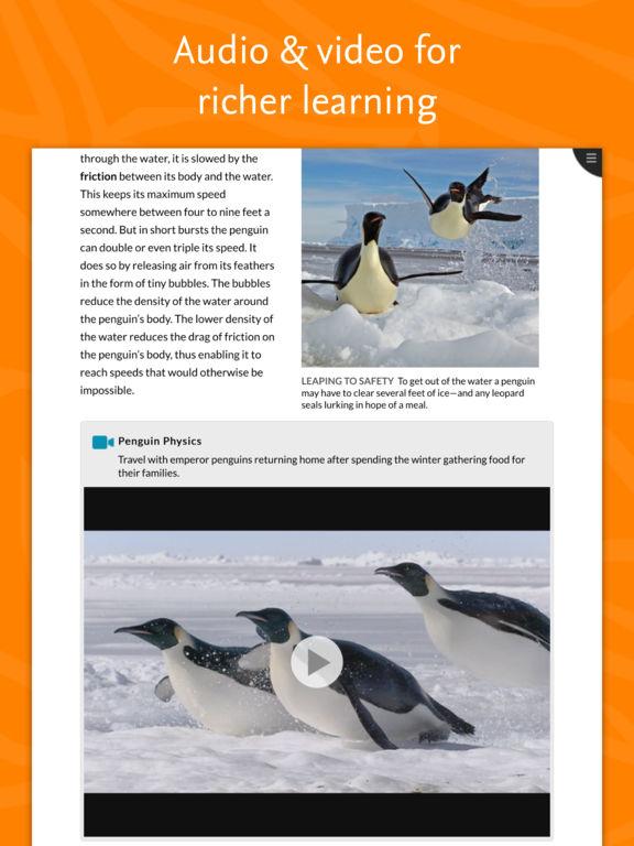 Elsevier eBooks on VitalSource screenshot 8