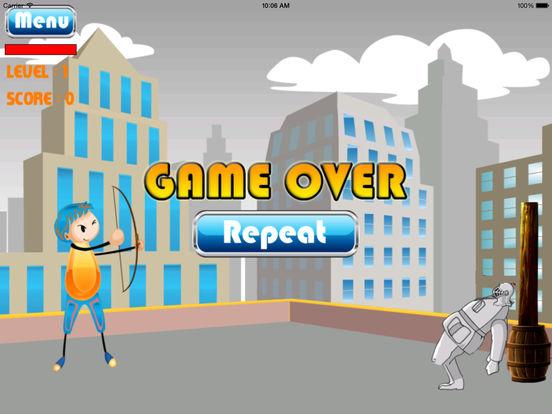 A Girl Shoot - Archery Shooting Game screenshot 7