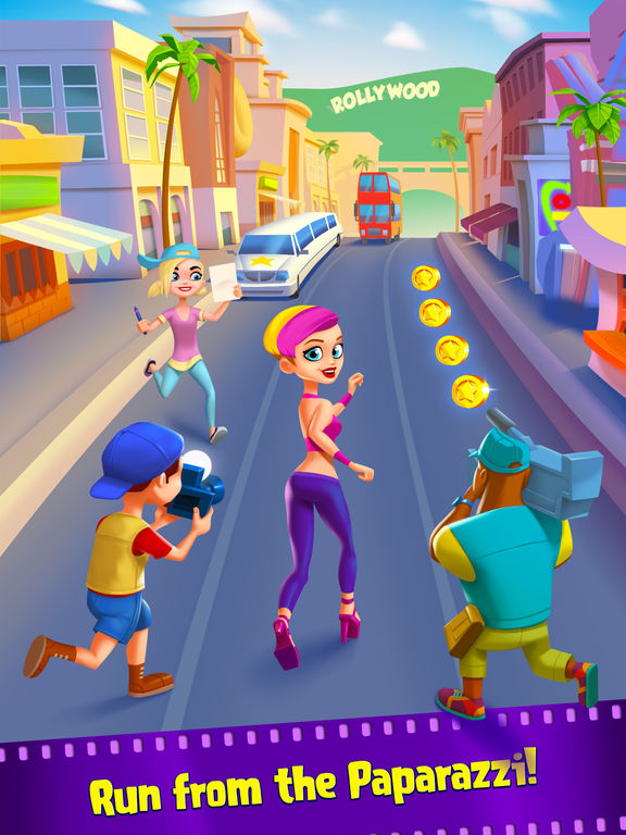 Hollywood Rush screenshot 6
