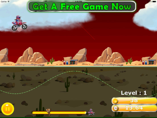 A Stock Bike Racing Pro - Motocross Hill Jump screenshot 7