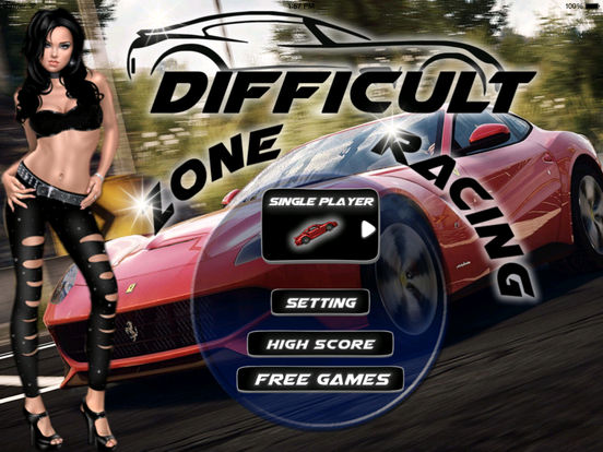 A Difficult Zone Racing Pro - Super Car Driving screenshot 6