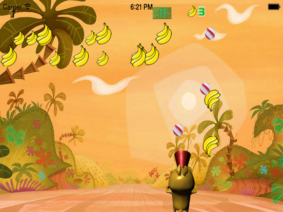 Banana Hero - A Fun Monkey Game screenshot 10