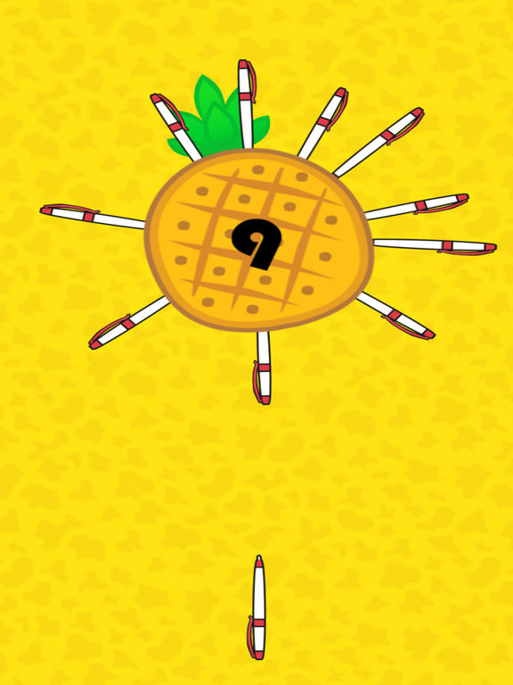 Pineapple Shot -  Endless Flicky Challenge screenshot 3