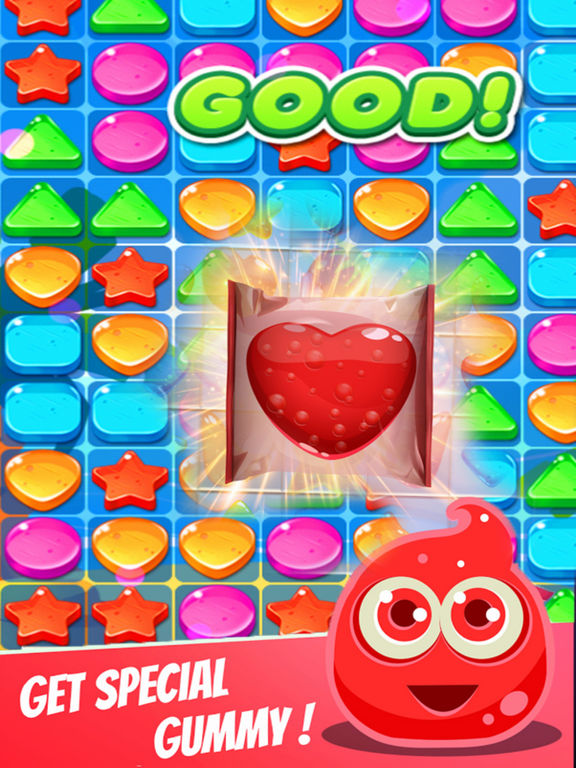 Sugar Jelly Paradise screenshot 5
