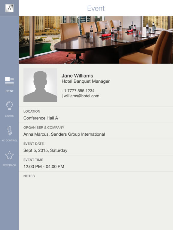 DigiValet@MeetingApp screenshot 2