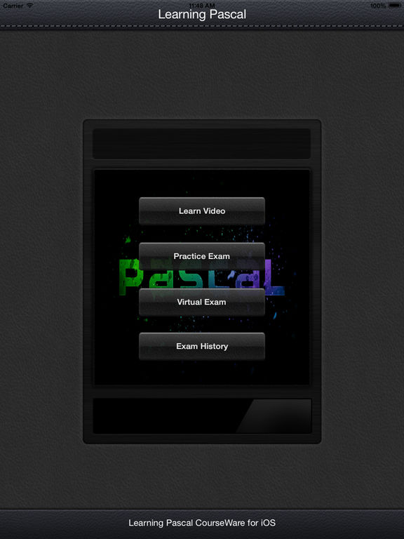 Learning Pascal screenshot 6