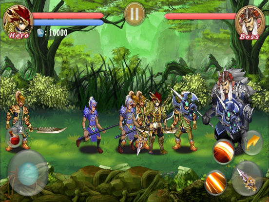 ARPG::Dragon Hunter screenshot 7