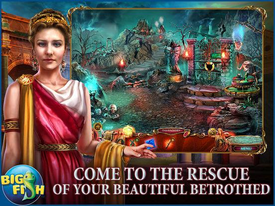 Dark Romance: Kingdom of Death HD - A Hidden Object Adventure (Full) screenshot 1