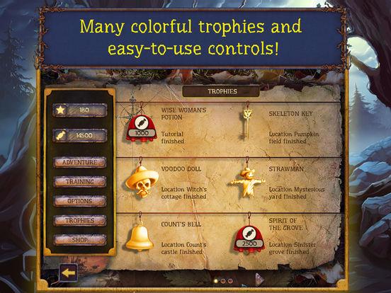 Fill and Cross. Trick or Treat 3! screenshot 9