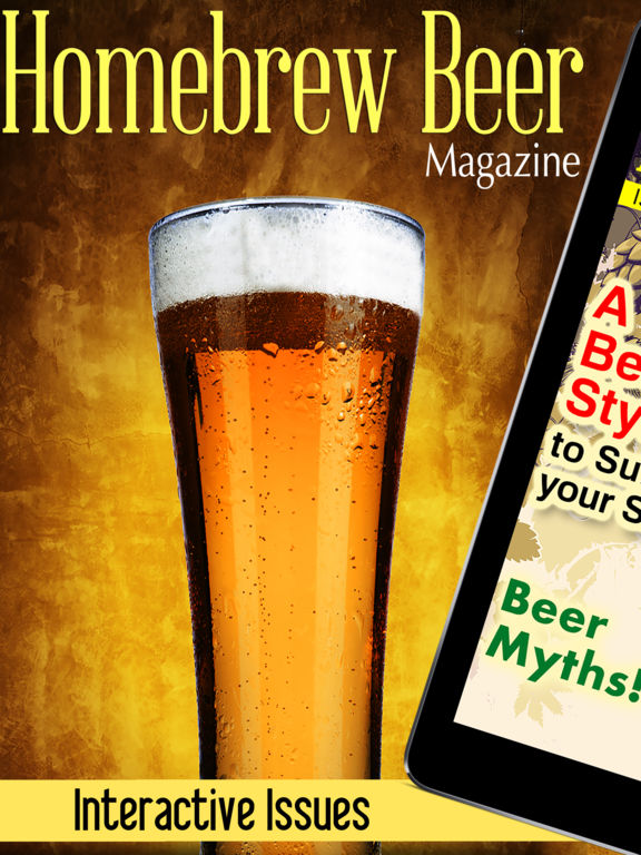 HomeBrew Beer Magazine - Brew Your Own Beer @ Home screenshot 4