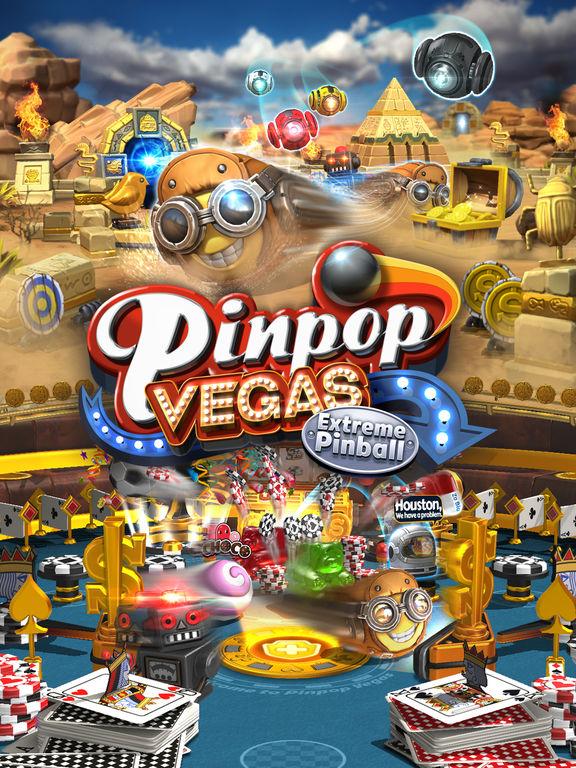 Pinpop VEGAS: Extreme Pinball screenshot 6