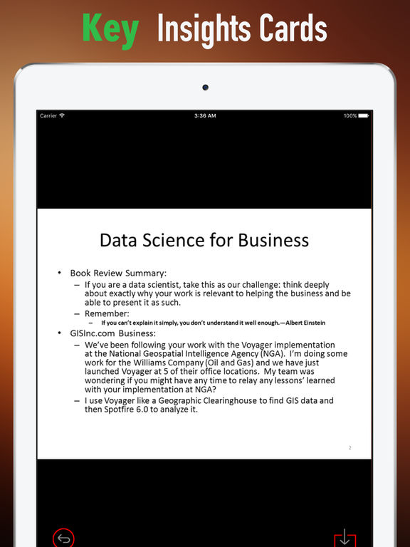 Quick Wisdom from Data Science for Business screenshot 9