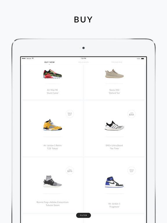 GOAT – Sneakers & Apparel screenshot 6