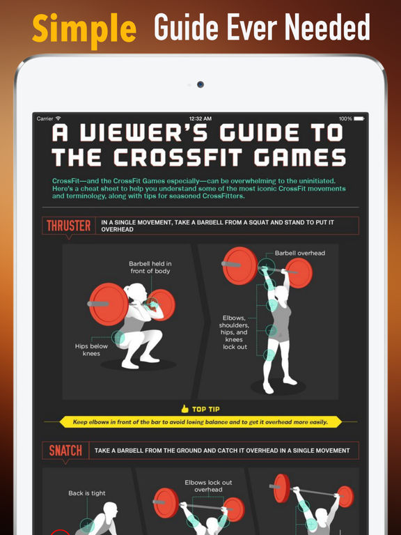 Basic Barbell Training Tips:Starting Strength screenshot 7