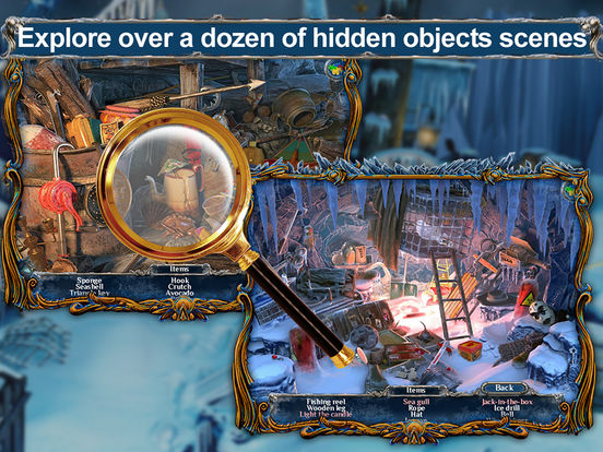 Mystery Expedition: Prisoners of Ice Hidden Object screenshot 7