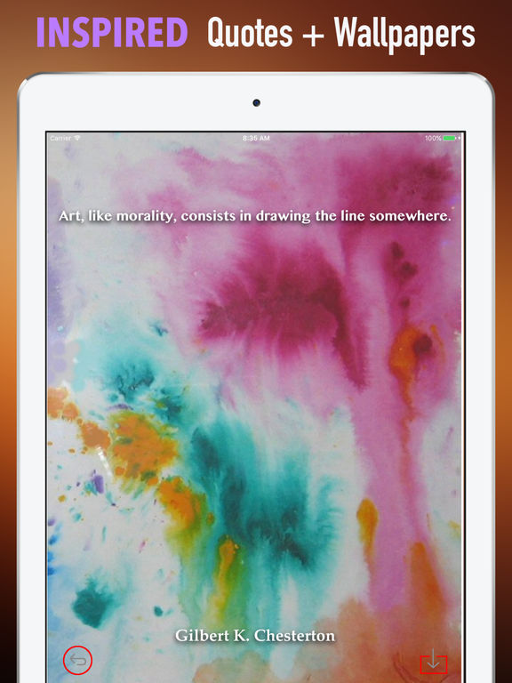 Abstract Watercolor Wallpapers HD- Quotes and Art screenshot 10