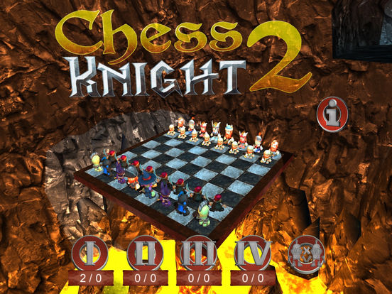 Chess Knight 2 screenshot 1