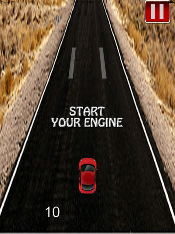 A Speed Endless Car Race Pro - Addictive Game Extreme Explosions screenshot 8