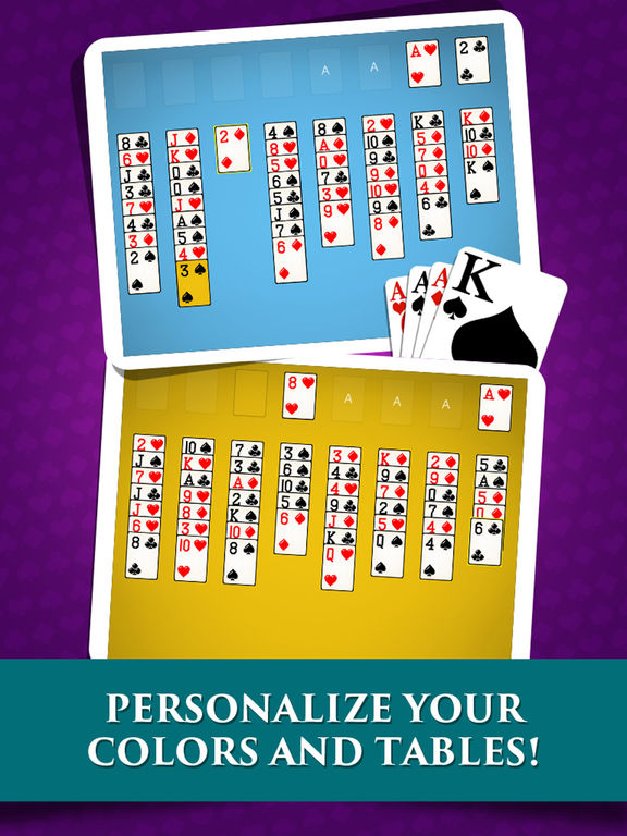 Freecell Solitaire Card Classic Pro Deluxe Extra screenshot 8