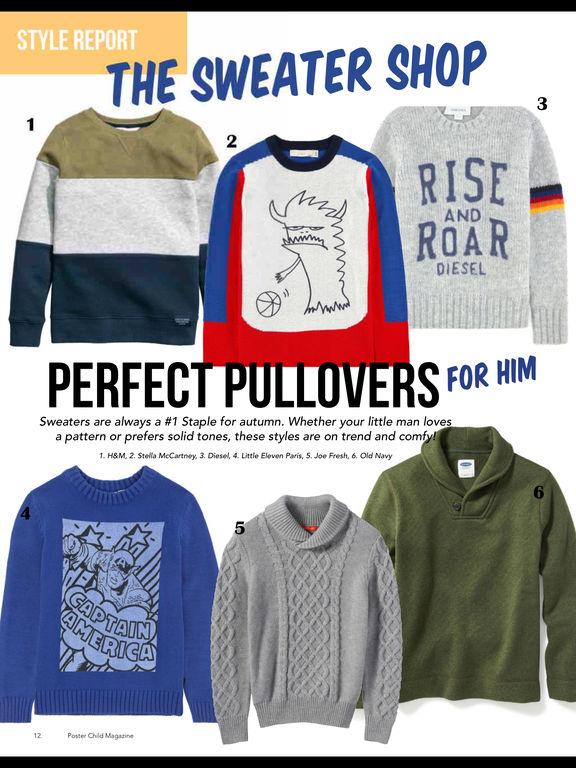 Poster Child Magazine screenshot 7