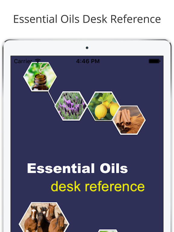 Essential Oils Desk Reference screenshot 6