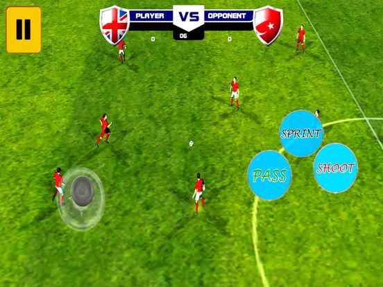 Football Ultimate Real soccer : Hero-es all-stars screenshot 7