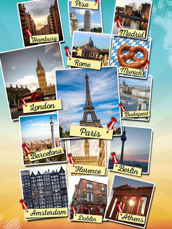 Europe Wallpapers: Paris Rome London Munich ... screenshot 7
