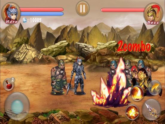Action-Blade Of Dragon Hunter screenshot 7