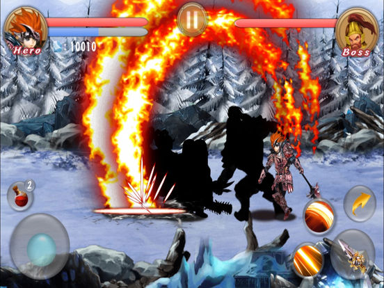 APRG Hunter Of Shadow screenshot 6
