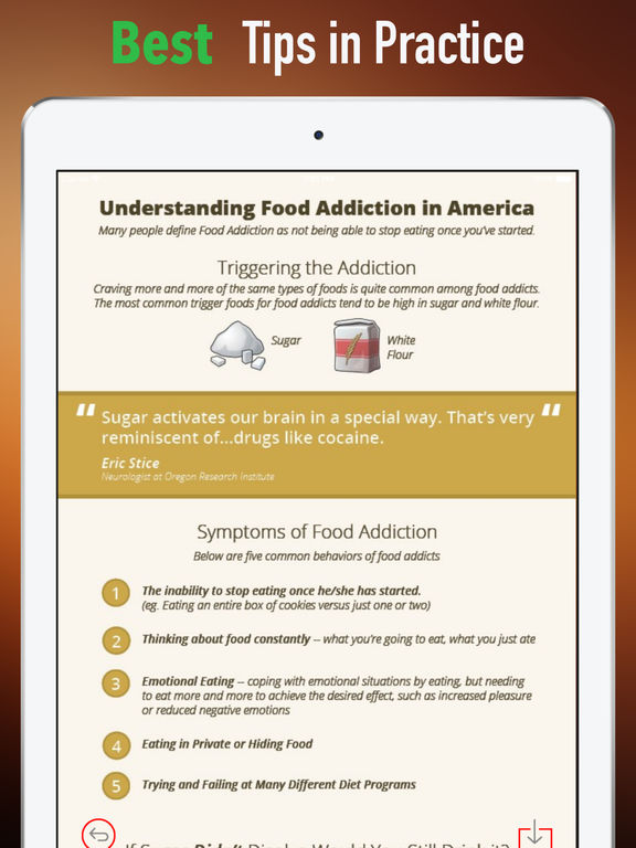Food Addicts|Solutions Guide and Health Video screenshot 9