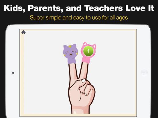 Numbers for Kids - Preschool Counting Games screenshot 8