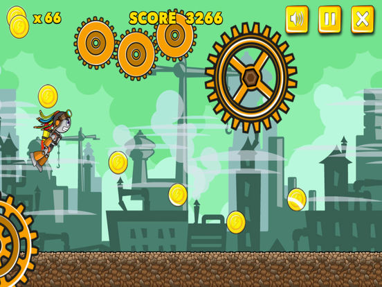 Bionic Race screenshot 7