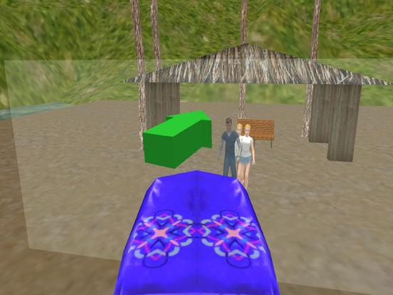 Mountain Ricksha Drive : 3D New Simulation 2016 screenshot 7