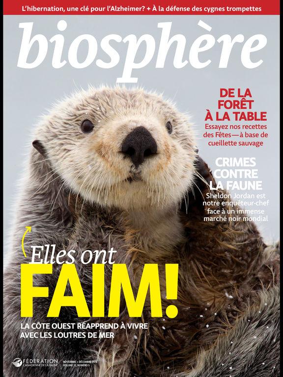 Biosphère Magazine screenshot 6