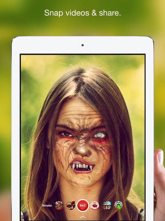 Monsterfy - Monster Face App screenshot 9
