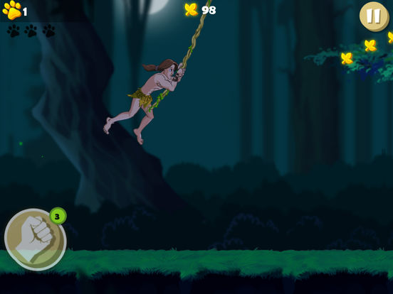 Tarzan Rescue Run screenshot 9