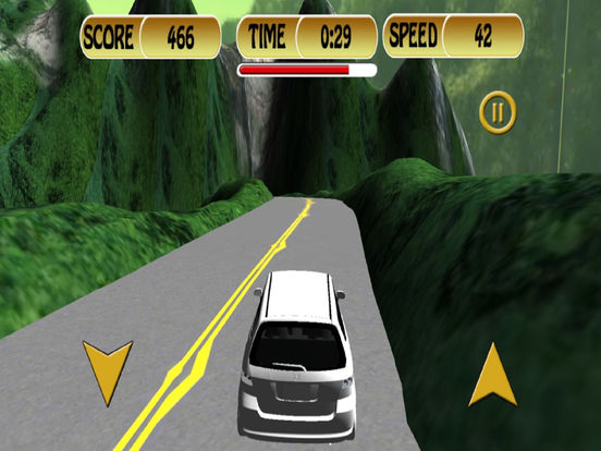 Off-Road Mountain Car : 3D Simulation Game Mania screenshot 4