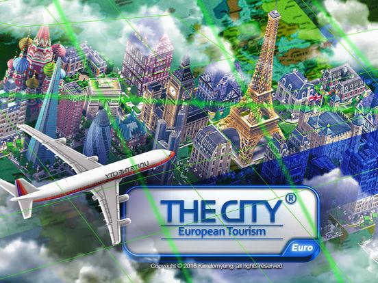 The City - European Tourism screenshot 4