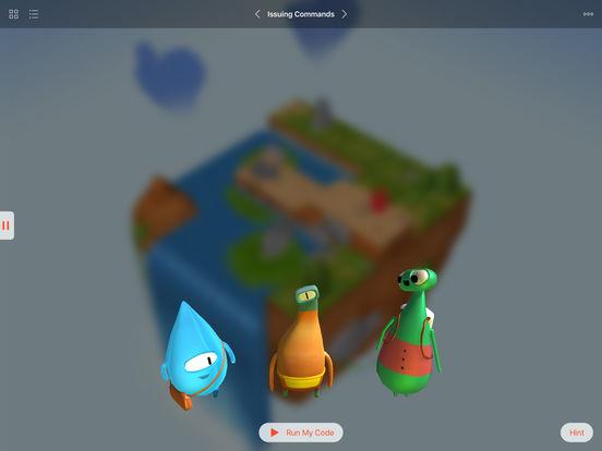 Swift Playgrounds screenshot 4